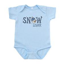 Snow Lover Infant Bodysuit