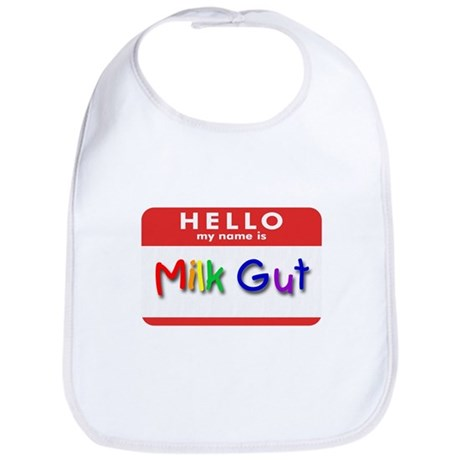 Milk Gut Bib