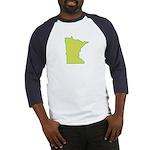 Minnesota Symbol Baseball Jersey