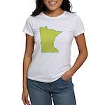 Minnesota Symbol Women's T-Shirt