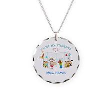 Custom Teacher Necklace