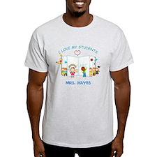 Custom Teacher T-Shirt