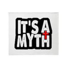 Its A Myth Throw Blanket