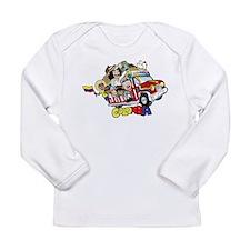 Colombian Chiva Long Sleeve Infant T-Shirt