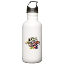 Colombian Chiva Water Bottle