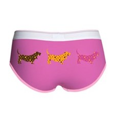 Samba Bassets Women's Boy Brief