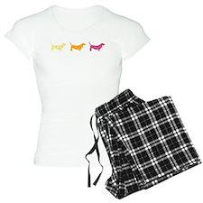 Samba Bassets pajamas