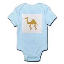 Camel Body Suit