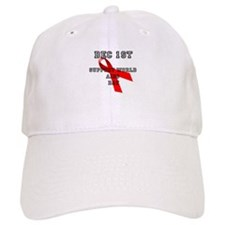 Cute Aids awareness day Baseball Cap