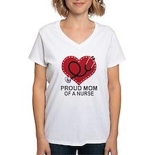 Proud Mom Of A Nurse Shirt
