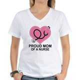 Proud Mom Of A Nurse Shirt