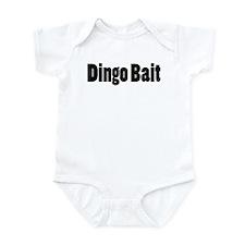 Dingo Bait Funny Baby Bodysuit