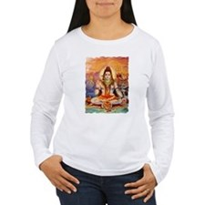 Lord Shiva Meditating T-Shirt