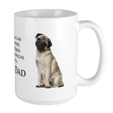 Pug Dad Coffee Mug