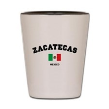 Zacatecas Shot Glass