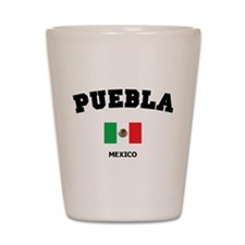 Puebla Shot Glass