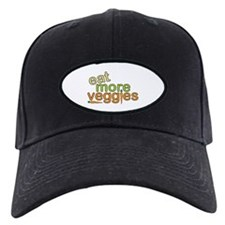 Eat More Veggies Baseball Hat