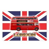 London Souvenir - Postcards (Package of 8)