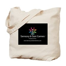 Sensory and Sort Games Tote Bag