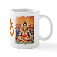 Lord Shiva Meditating Mug