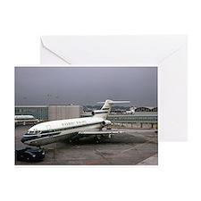 Historic Aircraft Greeting Card