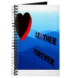 LEATHER FOREVER_ENDLESS MTNS2 Journal