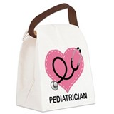 Pediatrician Gift Canvas Lunch Bag