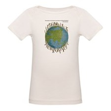 Geographic Tapestry Organic Baby T-Shirt