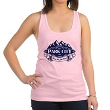 Park City Mountain Emblem Racerback Tank Top
