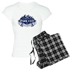 Park City Mountain Emblem Pajamas