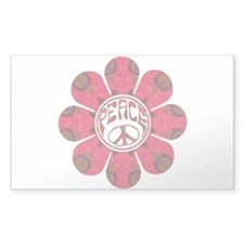 Peace Flower - Affection Decal