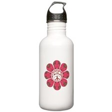 Peace Flower - Affection Water Bottle