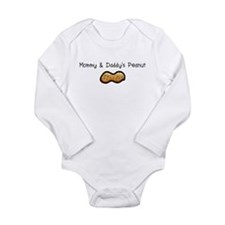 Mommy & Daddy's Peanut Body Suit