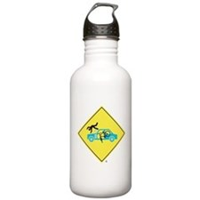Cute Cars Water Bottle