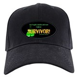 Cute I am a survivor Baseball Hat