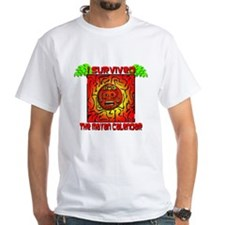 I Survived The Mayan Calendar T-Shirt