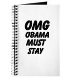 Obama shirt Journal