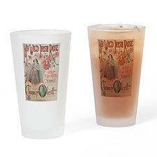 My Wild Irish Rose Drinking Glass