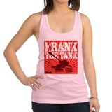 Frank The Tank Racerback Tank Top
