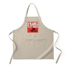 Frank The Tank Apron