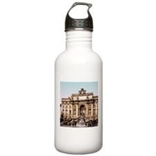 Fountain of Trevi Sports Water Bottle