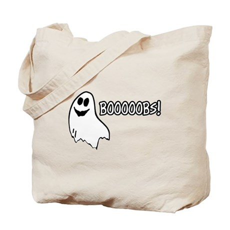 Booooobs Tote Bag