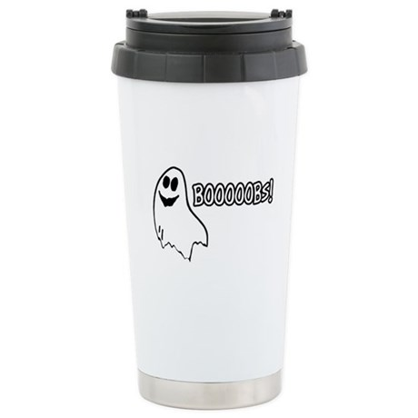 Booooobs Ceramic Travel Mug