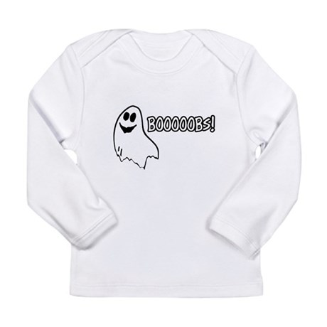 Booooobs Long Sleeve Infant T-Shirt