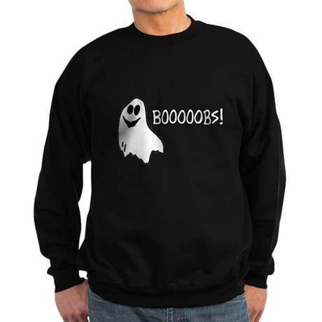 Booooobs Dark Sweatshirt