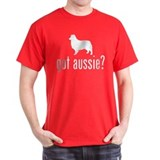 Anatolian Shepherd Dog Black T-Shirt