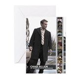 Chad allen Greeting Cards (Pk of 10)