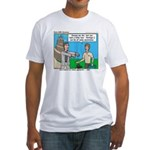 Courteous Fitted T-Shirt