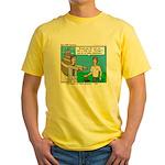 Courteous Yellow T-Shirt