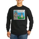 Courteous Long Sleeve Dark T-Shirt